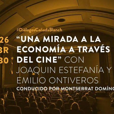 Imagen destacada Fundación Cañada Blanch propone un diálogo entre economía y cine