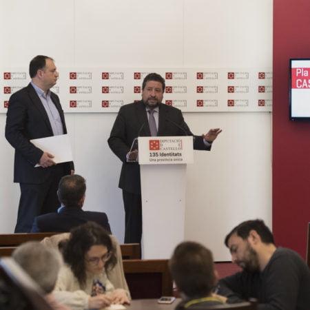Diputación de Castellón deuda