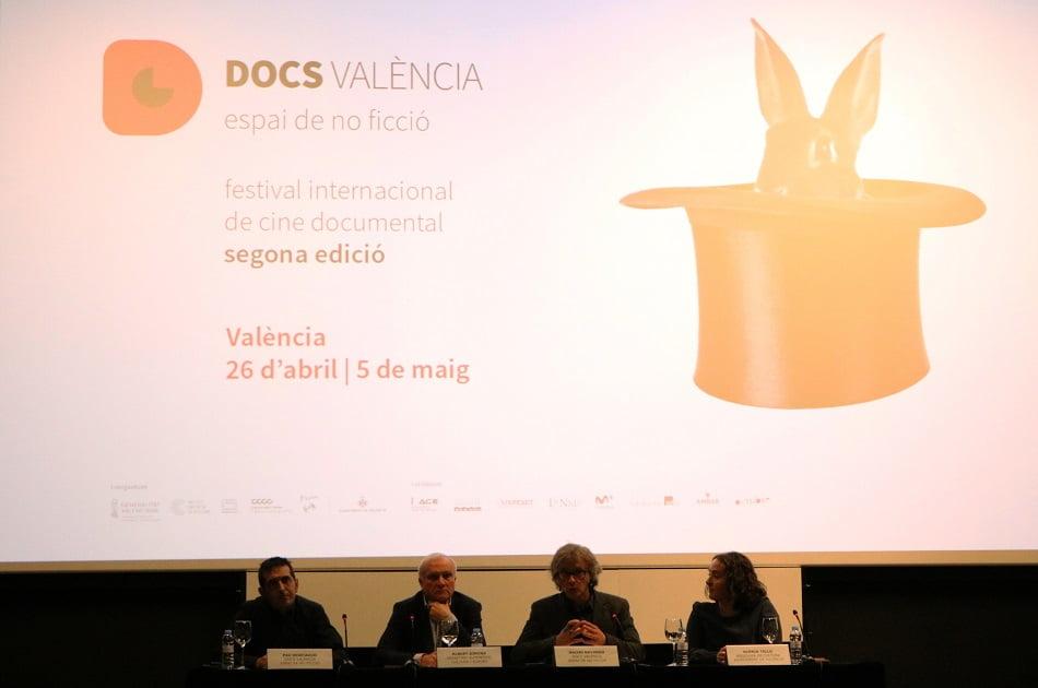 La primavera cultural entra en ebullición con el festival Docs València