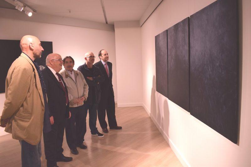 Las visiones de lo innombrable, del pintor Miguel Borrego, en El Corte Inglés
