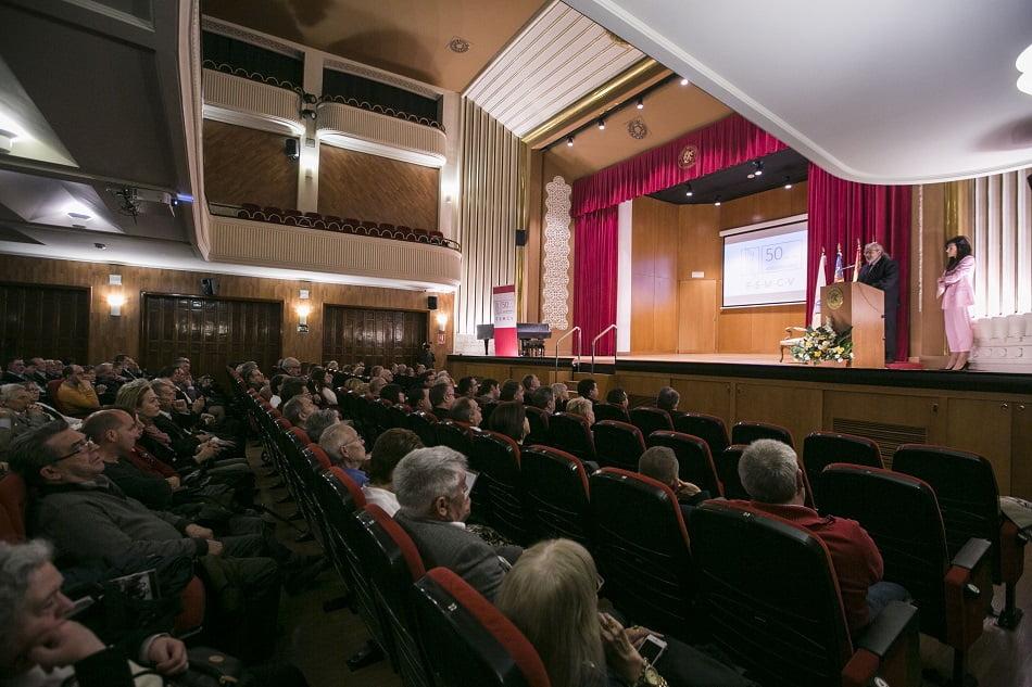 La FSMCV celebró su 50º aniversario en el mejor momento de su historia