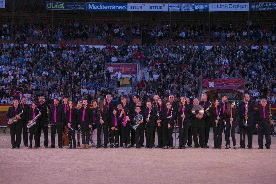 La FSCMV batió sus dos primeros récords Guiness del año en Castellón
