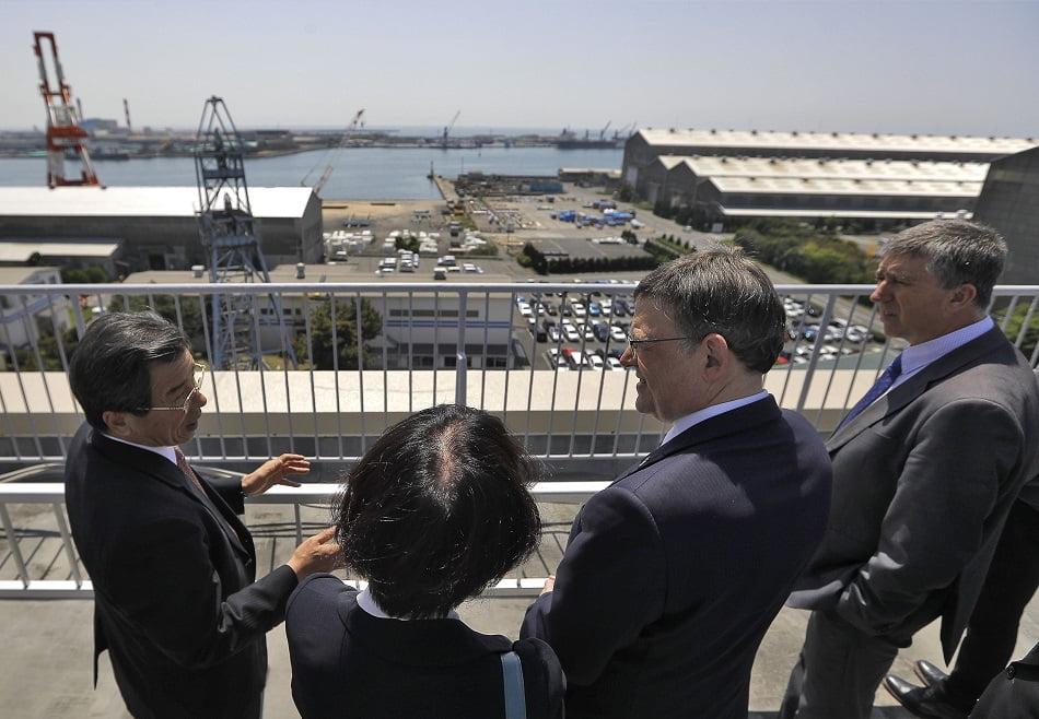 """Puig afirma que la CV ofrece un """"entorno de estabilidad"""" para atraer inversiones"""