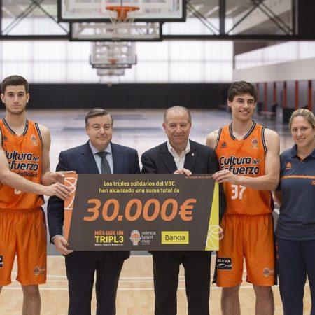 Imagen destacada Bankia y Valencia Basket lanzan el IV Campus Bankia del Esfuerzo