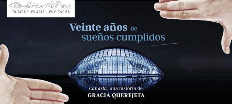 El Hemisfèric celebra sus 20 años con el corto Canasta de Gracia Querejeta