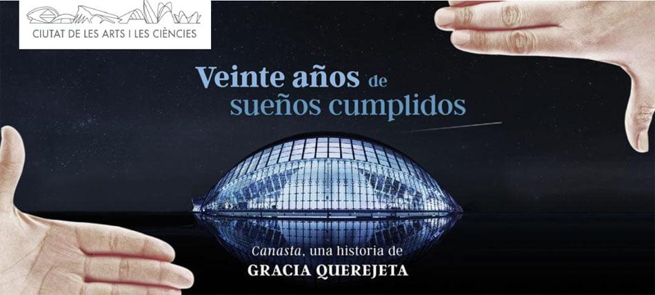 """El Hemisfèric celebra sus 20 años con el corto """"Canasta"""" de Gracia Querejeta"""