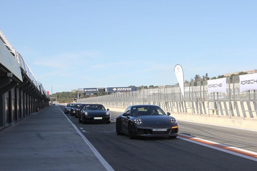 Imagen destacada Se celebra el Día Porsche, una experiencia de conducción en el Circuito Ricardo Tormo