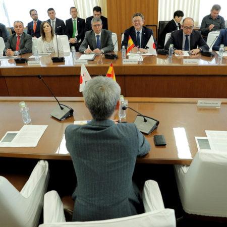 Imagen destacada Puig se marca como objetivo exportar a Japón por valor de 500 millones en 2025