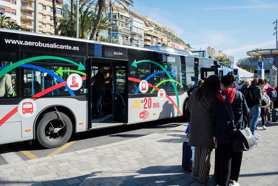 Imagen destacada Alicante prorroga el contrato de autobús dos años por 23,9 millones de euros