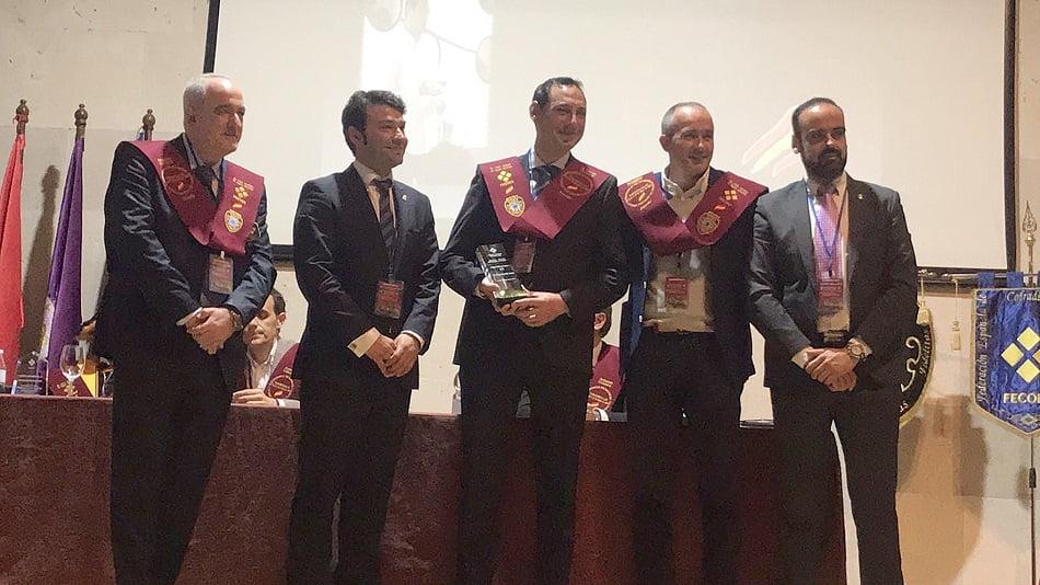 Diego Morcillo, de Grupo Coviñas, elegido Mejor Enólogo Nacional 2018