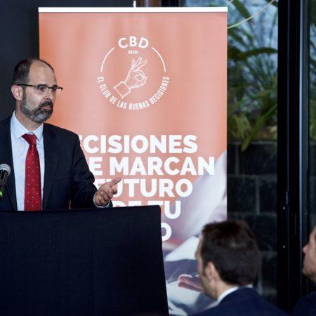 Eduardo Tabernero, de Vithas Hospitales