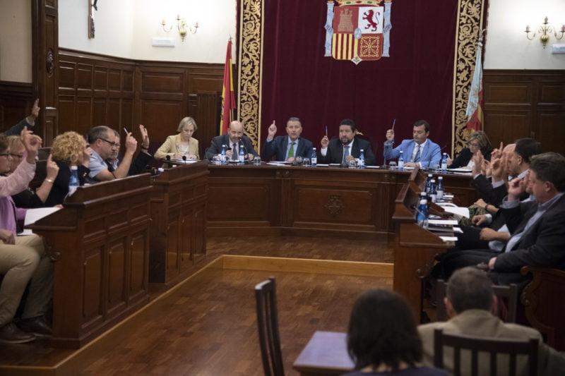 La Diputación aumenta en 12,4 millones la subvención a obras en los municipios