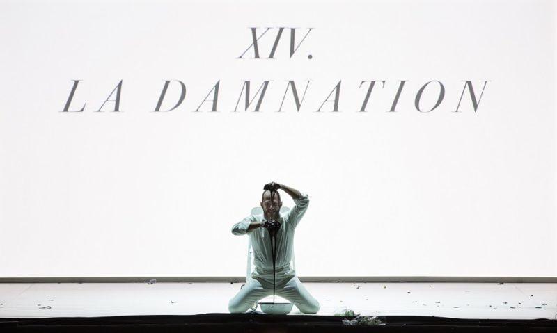 'La damnation de Faust' elegida mejor espectáculo musical de 2017 en Italia