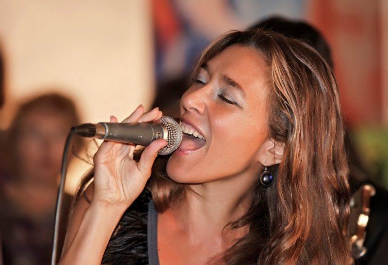El jazz de Bárbara Breva, el próximo viernes en la Fundación Bancaja