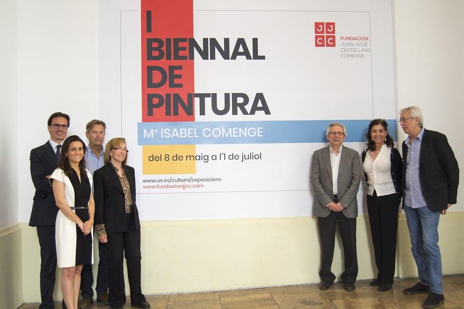 La I Bienal Mª Isabel Comenge otorga el mayor premio de pintura en la CV