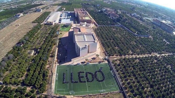 Lledó International School se coloca entre los mejores colegios privados