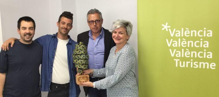 Premio para el vídeo promocional de València Turisme La vida espera
