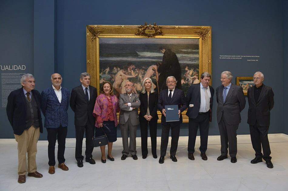Fundación Bancaja publica un catálogo con las obras maestras de su colección