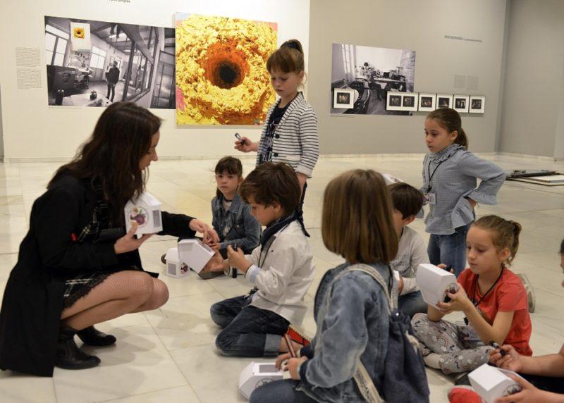 Fundación Bancaja ampliará horarios y programará talleres infantiles y teatro