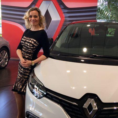 Imagen destacada Vanesa Muñoz, nueva Responsable de Marketing Operacional de Renault Retail Group Levante