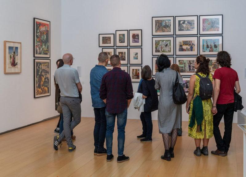 Visiones personales sobre colecciones del IVAM en el Día de los Museos