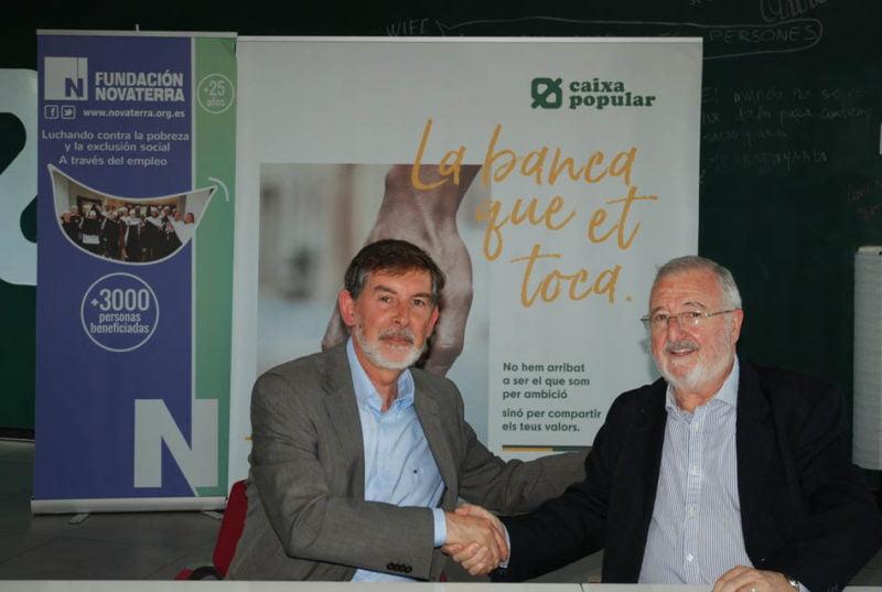 Acuerdo para promover la inclusión sociolaboral a través del empleo
