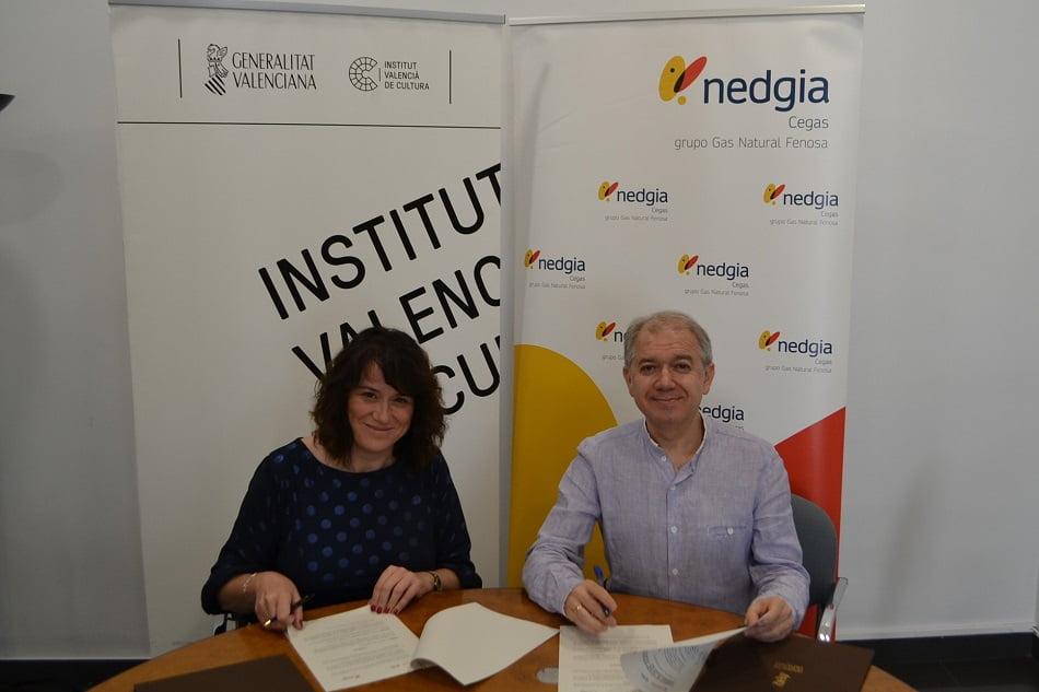 Nedgia Cegas patrocina la Filmoteca d'Estiu por noveno año consecutivo