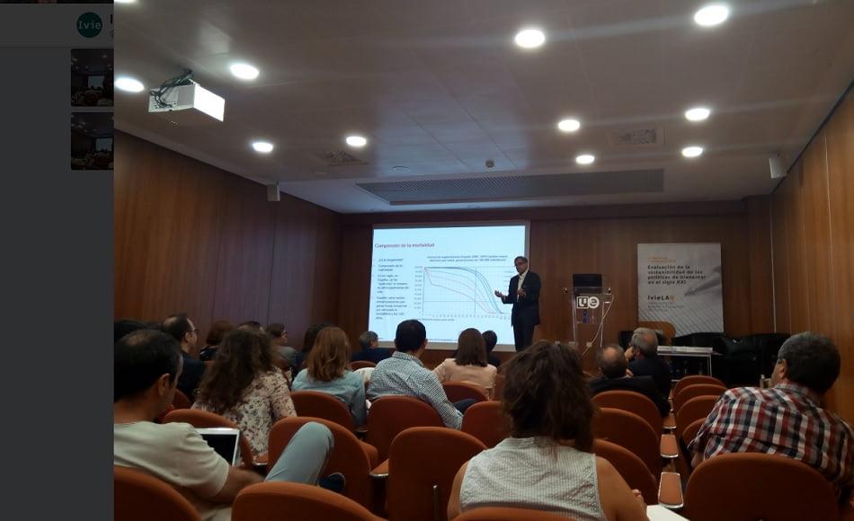 El sistema de pensiones español carece de sostenibilidad financiera y actuarial