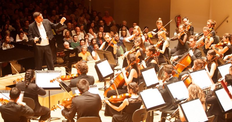 La Filarmónica de la UV interpretará a Berlioz en el Palau de la Música