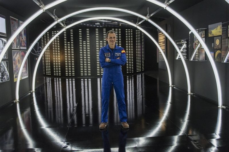El Museu de les Ciències inaugura su exposición sobre Marte