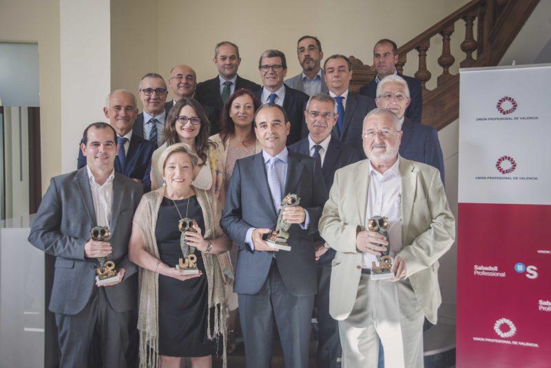 IVI, EVAP, José Piquer y Fundación Alanna, Premios a la Excelencia