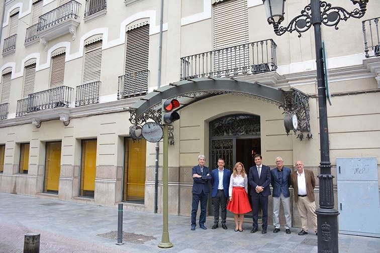 Cajamar trasladar su sede de castell n al antiguo hotel for Cajamar valencia oficinas