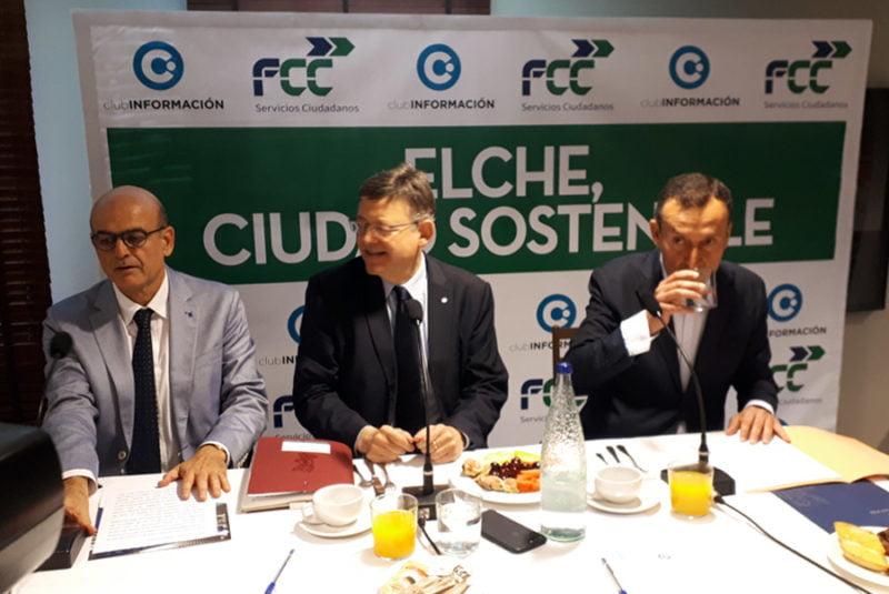 Puig asume la deuda moral hacia Elche y anuncia un plan de inversiones