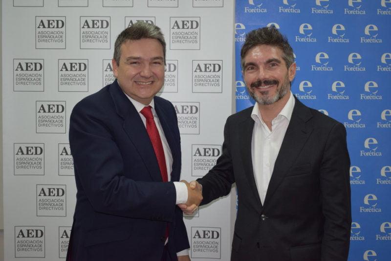 La AED se une a Forética para impulsar la gestión responsable entre directivos