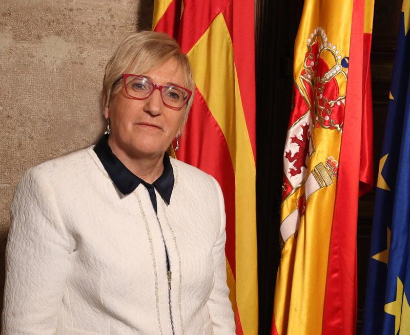 Ana Barceló, nueva consellera de Sanidad Universal y Salud Pública