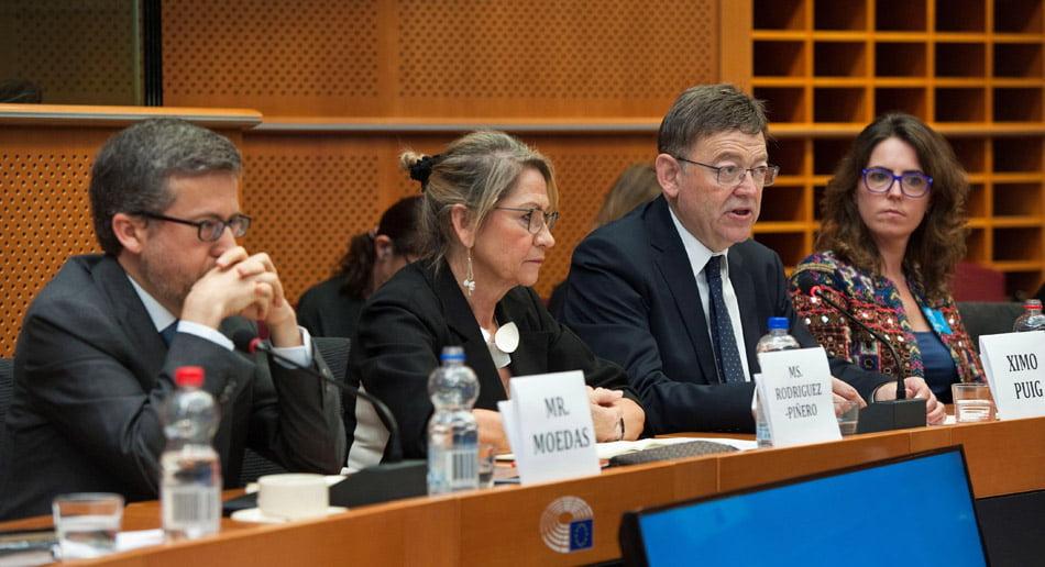 Imagen destacada Sánchez renueva la lista europea e incluye a Rodríguez Piñero en el puesto 6