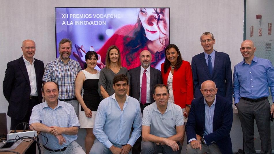 MJN-Seras y Showleap ganan los Premios Vodafone a la Innovación