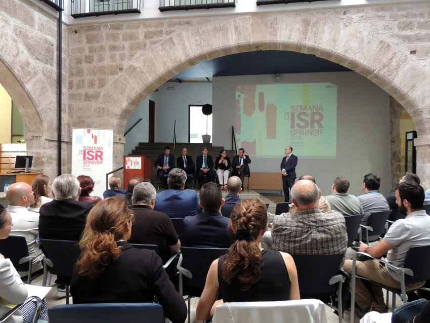La Inversión Socialmente Responsable cobra protagonismo en la Bolsa de Valencia