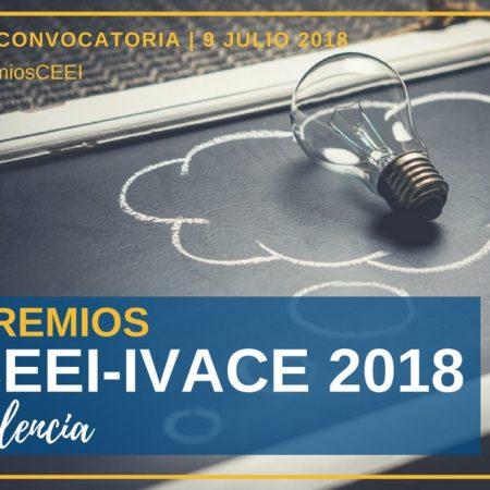 Imagen destacada Abierta la convocatoria de los Premios CEEI-Ivace Valencia 2018