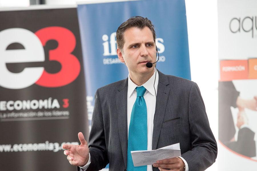 David Rueda, director de Marketing y Experiencia de Cliente de Necomplus.