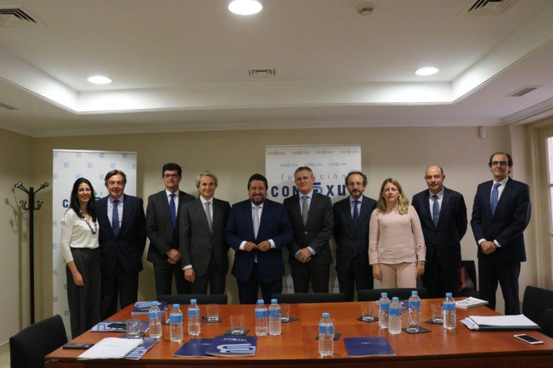 Moliner monta un lobby empresarial en Madrid para posicionar Castellón