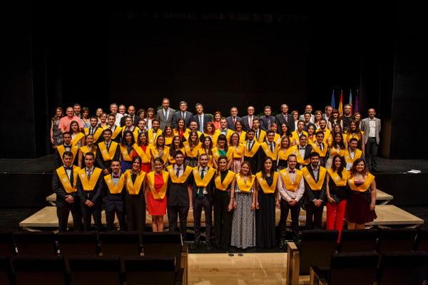 La UJI es la universidad española que logra mejores notas en el MIR 2018