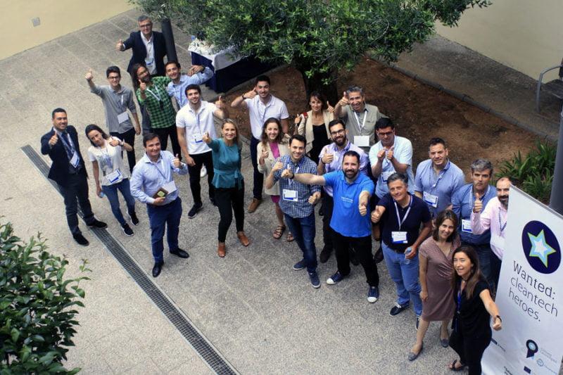 Hidraqua mentoriza a empresas de España en materia de cambio climático
