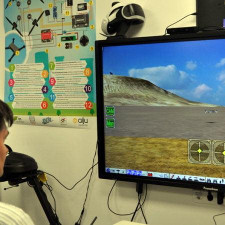 aiju-simulador-drones
