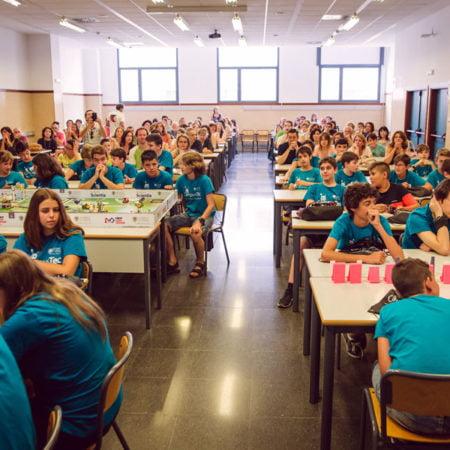 Imagen destacada El Campus de Alcoy de la UPV cubre las más de 400 plazas para próximo curso