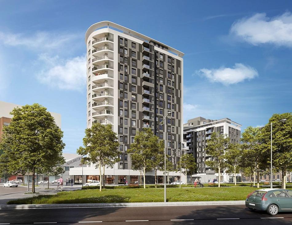 Aelca lanza 314 nuevas viviendas en València y Alicante