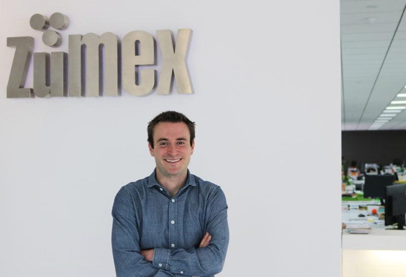 Zumex nombra un responsable para su expansión en el mercado Asia-Pacífico