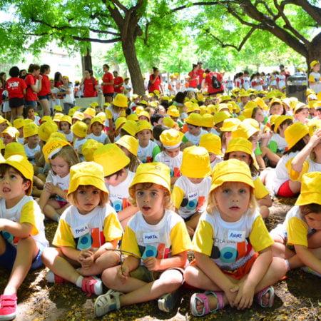Imagen destacada Más de 1.500 niños y jóvenes participan en L'Escola d'Estiu de la UPV