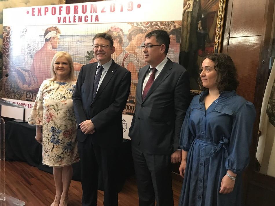 La Fundación Ateneo Mercantil presenta Expoforum 2019 València