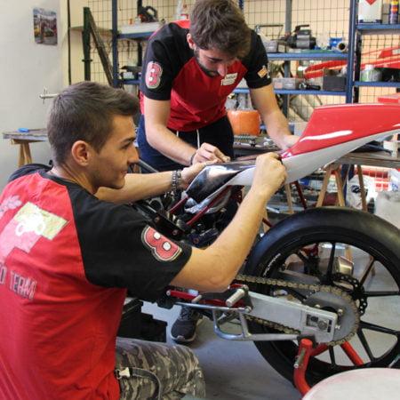 Imagen destacada La moto de carreras de Florida Moto Team competirá en Motorland Aragón